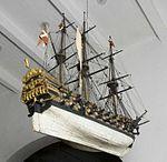 Kirkeskip, Norsk Folkemuseum NF.1915-1804, bilde 2.jpg