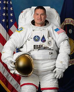 Kjell N. Lindgren American astronaut