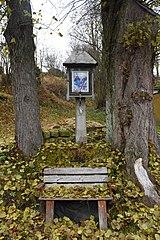 svatý obrázek v Klášterci nad Orlicí