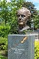 Klagenfurt Innere Stadt Norbert-Artner-Park Gustav-Mahler-Büste 23052020 9038.jpg