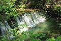 Kleiner Wasserfall der Gauchach.JPG
