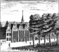 Kloosterkerk, Lange Voorhout, Den Haag.png