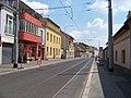 Kobylisy, Trojská, zastávka Hercovka (01).jpg