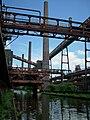 Kokerei Zollverein - Schornsteinreflektion.jpg