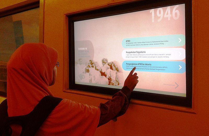 Berkas:Koleksi digital museum Vredeburg Yogyakarta.jpg