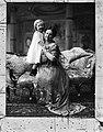 Koningin Wilhelmina met Prinses Juliana - op het Loo, Bestanddeelnr 934-8301.jpg