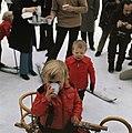 Koninklijke familie met wintersportvakantie in Lech. Prins Friso en prins Consta, Bestanddeelnr 254-9199.jpg