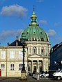Kopenhagen - Frederik Kirche oder auch Marmorkirche - Frederikskirken eller Marmorkirken - panoramio.jpg
