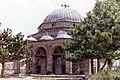Korçë, Albania – Mirahori Mosque 1995 02.jpg