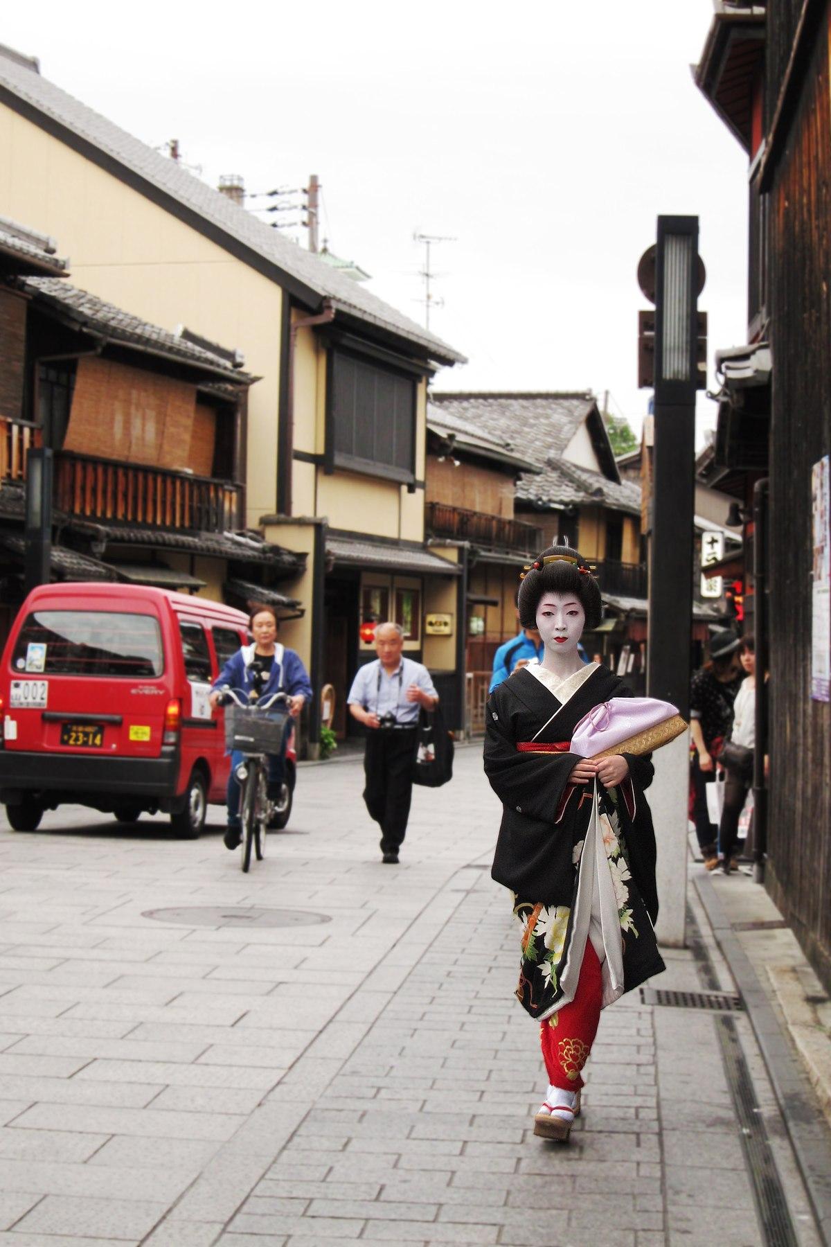 geisha wikipedia la enciclopedia libre