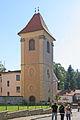 Kostel svatého Václava Letohrad zvonice.JPG