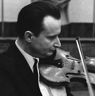 Dénes Kovács Hungarian classical violinist