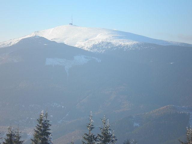 Kráľova hoľa - Nízke Tatry