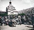 Krátký, F. - Petrohrad - Na trhu 1 (1896).jpg