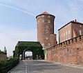 Krakow WawelSandomierzTower A14.jpg
