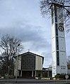 Kreuzkirche, Walkmühltalanlage (Wiesbaden).JPG