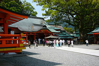 Nachikatsuura Town in Kansai, Japan
