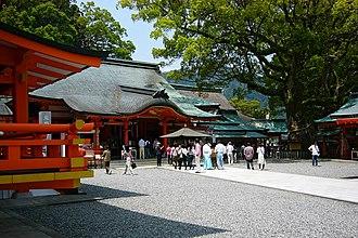 Nachikatsuura - Kumano Nachi Taisha, one of World Heritage site in Japan
