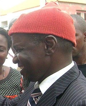 Balanta people - Kumba Ialá, former Balanta Prime Minister of Guinea-Bissau
