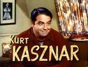 Kurt Kasznar - from the trailer for the film Lili (1953)