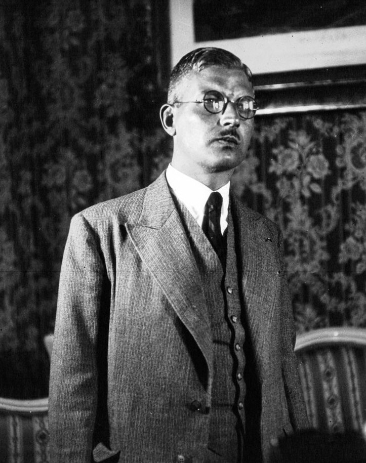 Kurt Schuschnigg 1934