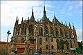 Kutná Hora St. Barbora's cathedral - panoramio.jpg