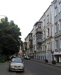 Kyiv, Khrestovyi Lane.jpg