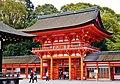 Kyoto Shimogamo-jinja Romon 6.jpg