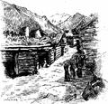 L'Elbrouz vu L'Outchkoulan. Grove, Florence Craufurd. Le Caucase. 1899. P.9.png