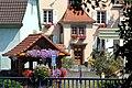 LAUW la maison à thème, facade de la Mairie-Ecole - panoramio.jpg