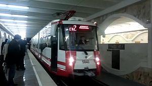 File:LVS-2009 metro tram ride, Volgograd.webm