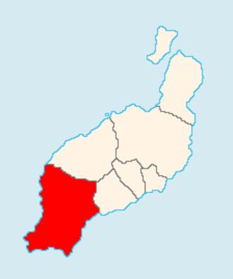 Yaiza (municipality) - Image: LZ Yaiza