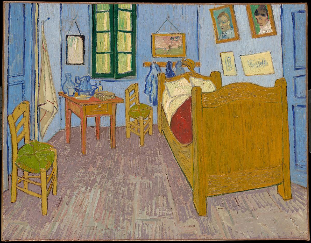 ملف:La Chambre à Arles, by Vincent van Gogh, from C8RMF.jpg