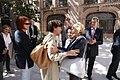 La alcaldesa recibe a diplomáticos y organizadores de 'Mujeres Nobel' (06).jpg