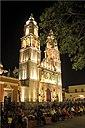 La catedral de Campeche por la noche (II).jpg