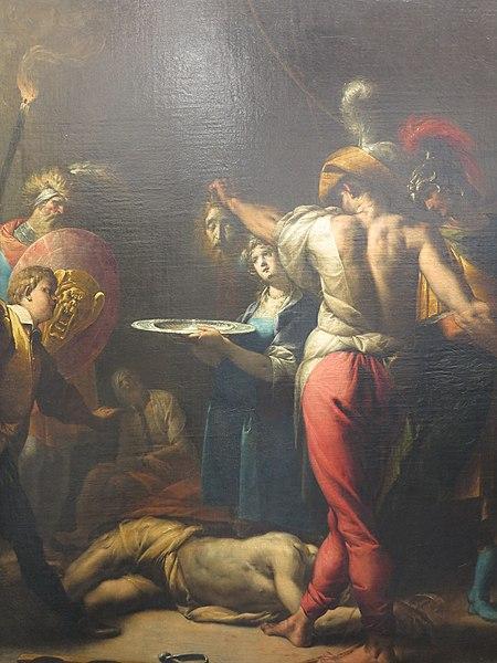 FileLa decollazione di San Giovanni Battista di Pier Francesco Mazzucchelli detto il Morazzone 2JPG