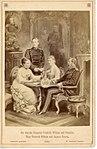 La famille impériale prussienne , 1881.jpg