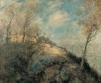 La ruta abandonada - Jean-François Raffaelli.jpg