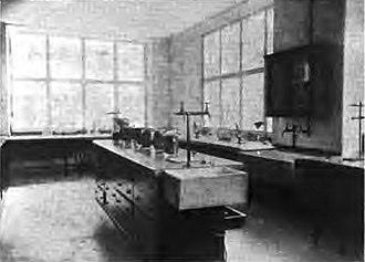 Johnston Laboratories - Image: Laboratory of Comparative Pathology, Johnston Laboratories 1903