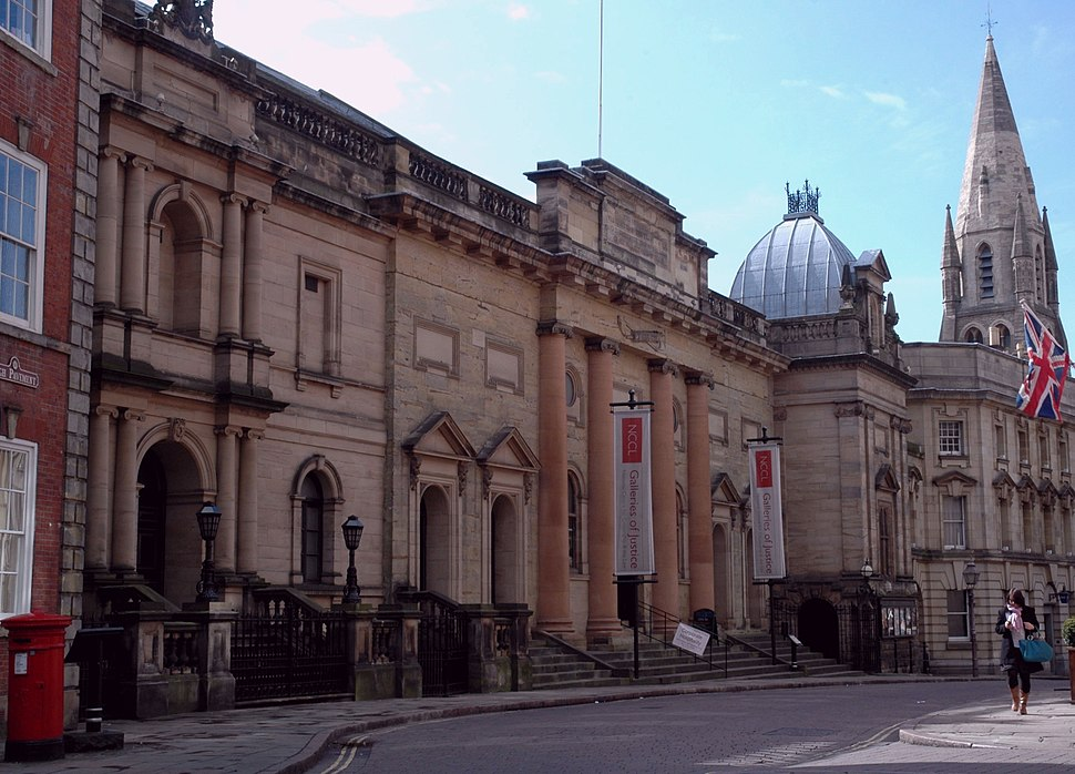 Lace market justice galleries