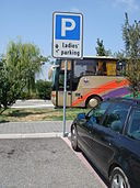Lady's parking Italy By Stefano Bolognini.JPG