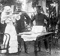 Lady shotgun campo de mayo 1907.jpg