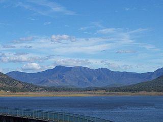 Main Range National Park Protected area in Queensland, Australia