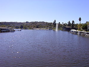 San Marcos, California - Lake San Marcos