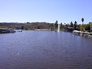 San Marcos, California - Lake San Marcos