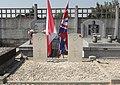 Lallaing - Cimetière de Lallaing (14, tombes du Commonwealth).JPG
