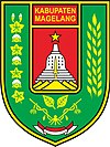 Official seal of Kabupaten Magelang