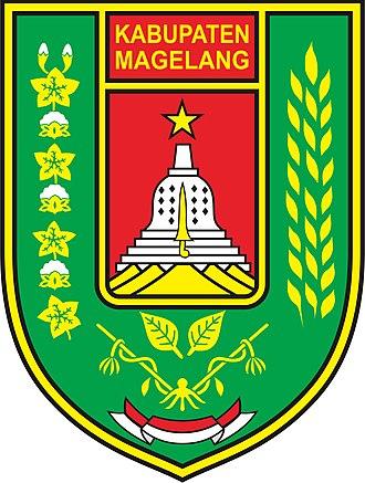 Magelang Regency - Image: Lambang Kabupaten Magelang
