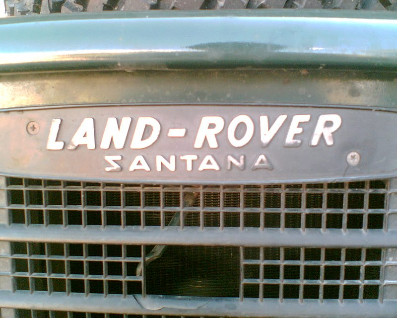 Santana Motors 800px-Land_Rover_Santana
