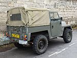 Land Rover Series III Lightweight 1979 - rear.jpg